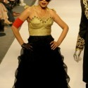 Hadiqa  Kiyani - Lahore Fashion Week 2010 - (2)