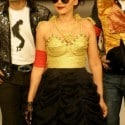 Hadiqa  Kiyani - Lahore Fashion Week 2010 - (3)