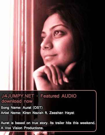 Kiran Nazish ft. Zeeshan Hayat - OST Aurat