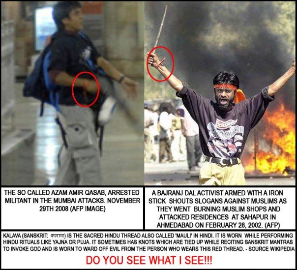 Mumbai Terrorist - hindu extrimists