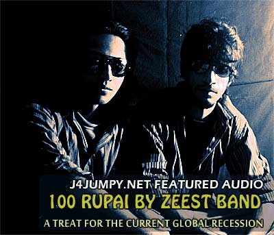 Download 100 Rupai by zeest Band - A Treat for the Current Global Recession