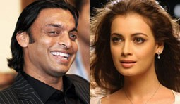 Shoaib Akhter Diya Mirza Getting Married