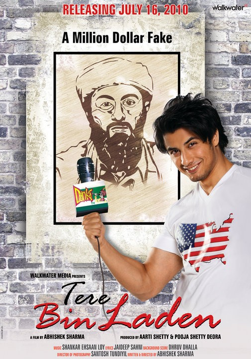 Tere Bin Laden (movie poster)