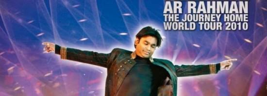 AR Rahman Concert - London O2 Arena 24th July 2010 - Jai Ho World Tour 2010