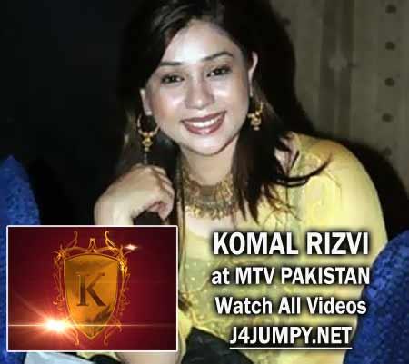 Komal Rizvi - click on the picture