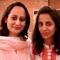 luscious_cosmetics_invited_lahore_nina_g_and_daughter