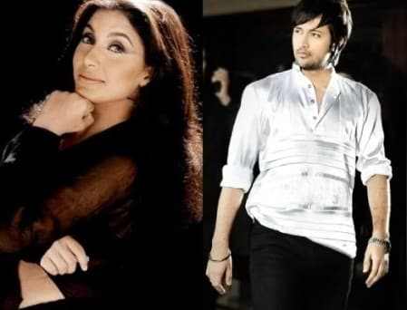 Nirma and Atif Aslam