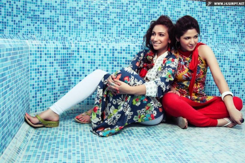 Ayesha Omar & Anoushey