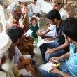 Payaam Relief Camp in Flood Areas Charsadda (23)