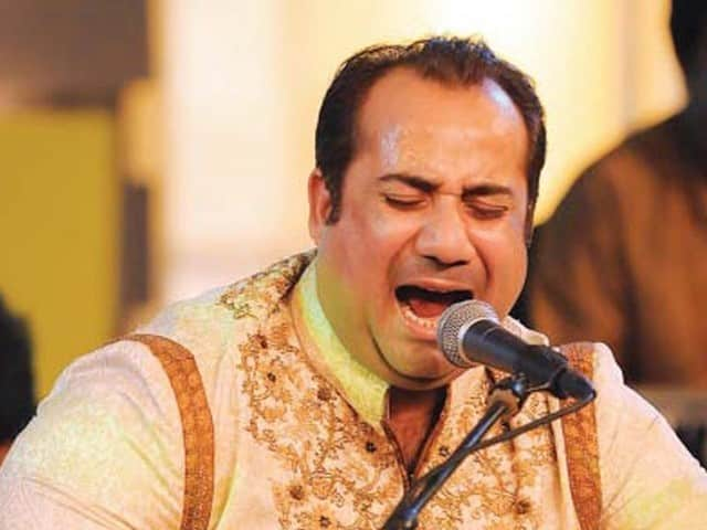 Rahat Fateh Ali Khan faced a complaint from concert organisers in India after he had to cancel a show. PHOTO: FILE