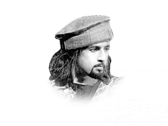 The writer is author of Rock & Roll Jihad: A Muslim Rock Star's Revolution and is a member of the band Junoon