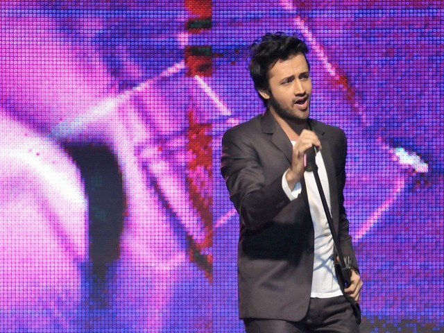 Atif Aslam would be a philanthropist if he could be anything other than a musician/actor.