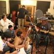 Atif Aslam, Todd Shea, Sarmad, Lanny jamming in Pakistan (3)