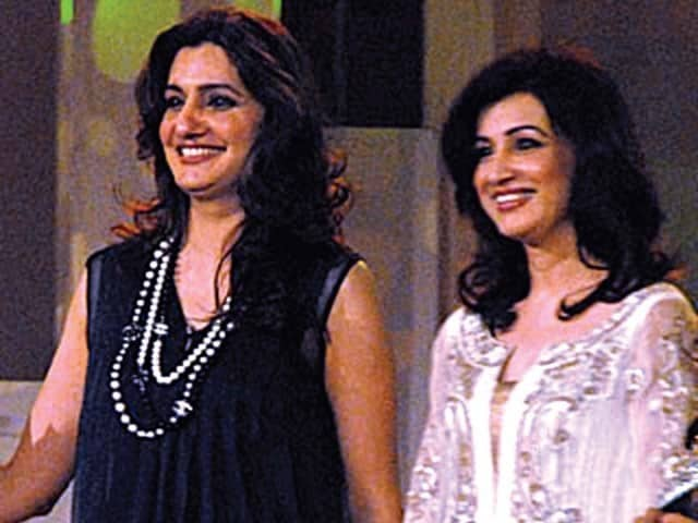 Nickie n Nina presented their new collection to an excited crowed of fashion enthusiasts in Islamabad. Photo: Google