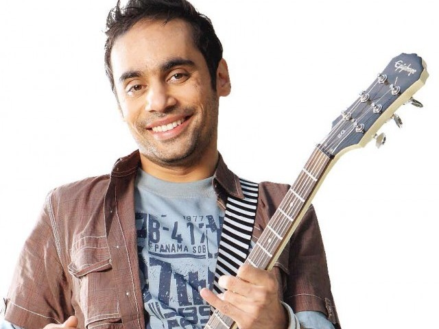 Xulfi is the lead vocalist and guitarist for the Pakistani band 'Call'