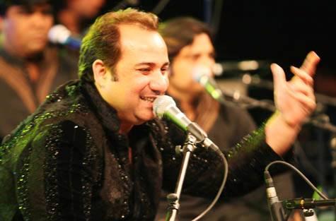 Rahat Fateh Ali Khan - iifa 2011