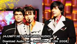Download Audio: Jal - Sajni [Live @ LSA 2008]