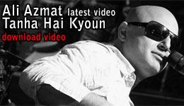ali azmat - tanha hai kyun video